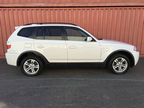 2006 Bmw X3 3.0i Awd 4dr Suv In Gaithersburg Md