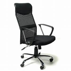 Chaise De Bureau : achat chaise de bureau conforama ~ Teatrodelosmanantiales.com Idées de Décoration