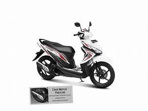 Paket Aksesoris Resmi Honda Vario 110 Fi Silver  08000k46cro
