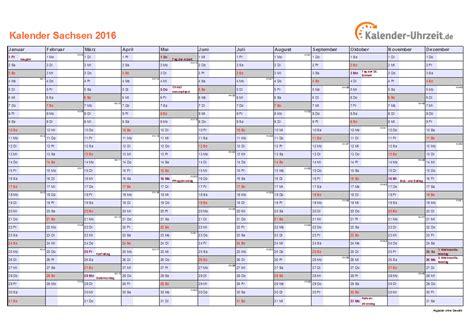 feiertage sachsen kalender