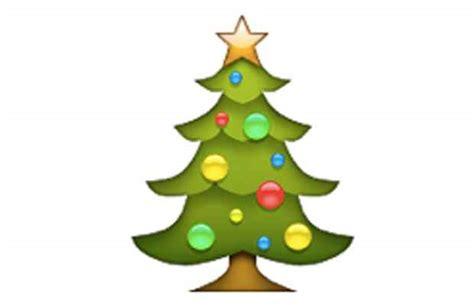 Christmas Tree  Emoji Power Rankings December's Top 25