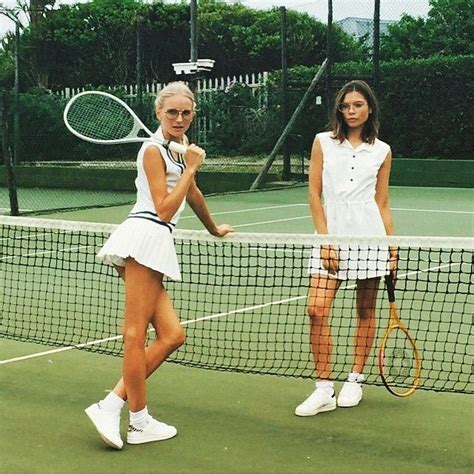 The 25+ best Vintage tennis ideas on Pinterest | Play tennis Tennis outfits and Tennis