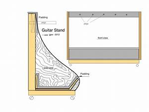 Download Guitar Stand Plans Plans Free