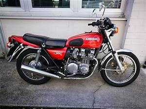 Kawasaki - Kz 650cc B - 1977