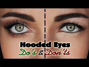 Hooded Droopy Eyes Dos and Donts  MakeupAndArtFreak