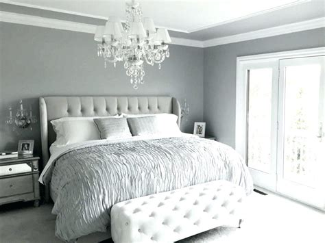 stylish bedroom decorating ideas with gray walls the