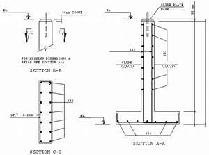 Bn-ds-j18 Foundation For Horizontal Vessel