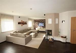 Wohnzimmer Modern Bilder : ein wohnzimmer mit kamin gestalten raumax ~ Bigdaddyawards.com Haus und Dekorationen