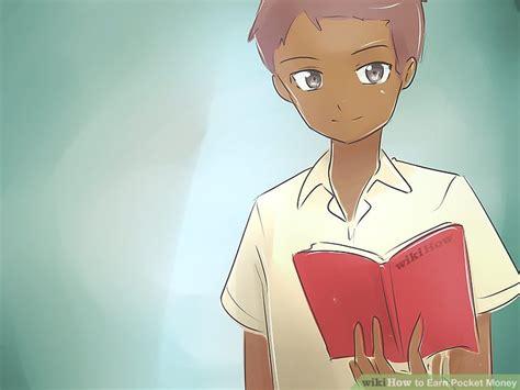 ways  earn pocket money wikihow