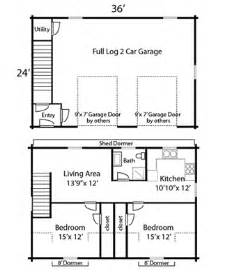 cabin plans with garage coventry log homes our log home designs cabin series the garage apartment