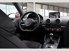 Rijtest Audi A3 Berline GroenLichtbe
