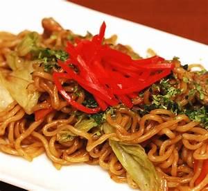 Yakisoba Fried Noodles Recipe - Japan Centre