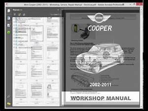 Mini Cooper  2002-2011  - Service Manual - Wiring Diagram