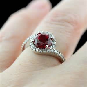 engagement ring stones lab created gemstones ruby engagement rings miadonna the future of
