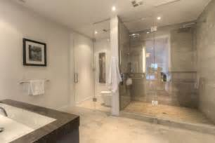 luxury master bathroom designs 500 wellington west suite 801 furnished