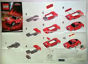 Review  Shell Ferrari Cars  30190 - 30195