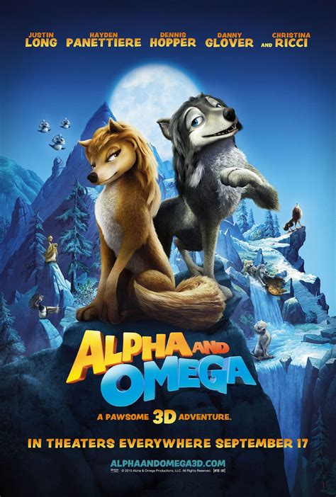ALPHA AND OMEGA 3D   Movieguide   Movie Reviews for Christians