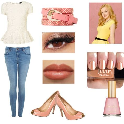 Liv Rooney inspired outfit......XD created by ...