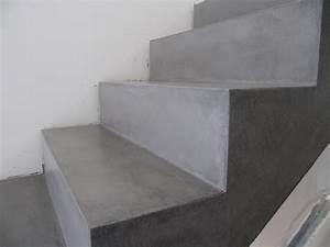 Beton Cire Berlin : beton unique beton cire beton cire betontreppe vor und ~ Lizthompson.info Haus und Dekorationen
