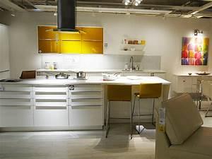 White Ikea Kitchen Small Eatin Kitchen Remodeling