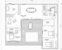 hd wallpapers plan maison contemporaine toit plat plain pied ... - Plan Maison Contemporaine Plain Pied Gratuit