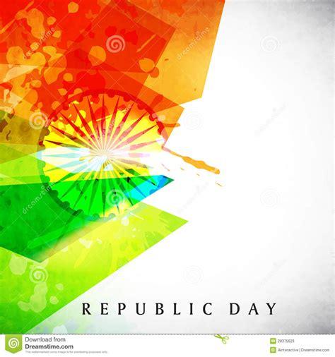republic day background stock  image