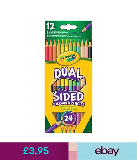 Creative Toys & Activities Crayola 12 Dual Sided Coloured