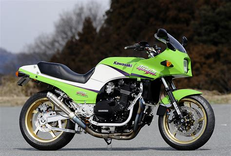 Kawasaki Gpz 900 R Sport Package Type S By Red Eagle