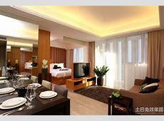 酒店式公寓装修图片_土巴兔装修效果图