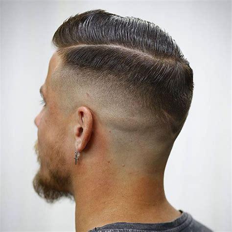 high fade haircuts  men  guide
