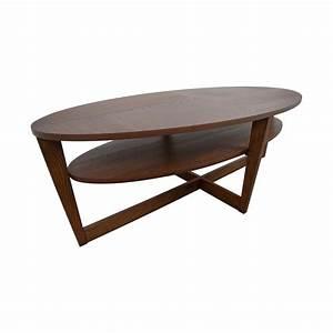 Couchtisch Oval Ikea : 35 off ikea ikea oval coffee table tables ~ Watch28wear.com Haus und Dekorationen