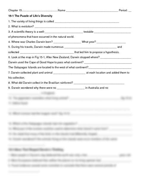 worksheet high school biology worksheets pdf hunterhq