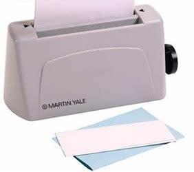 martin yale p6400 desktop letter folder With martin yale rapidfold desktop letter folder