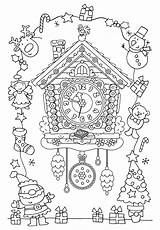 Chimes Coloring Christmas из категории раскраски все sketch template