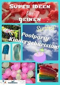 Spiele Auf Kindergeburtstag : super poolparty kindergeburtstag ~ Whattoseeinmadrid.com Haus und Dekorationen