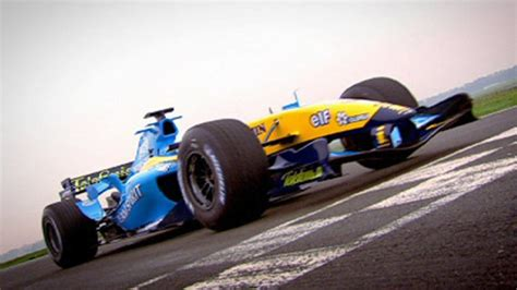 Stig Drives The Renault F1 Car (series 5, Episode 6)