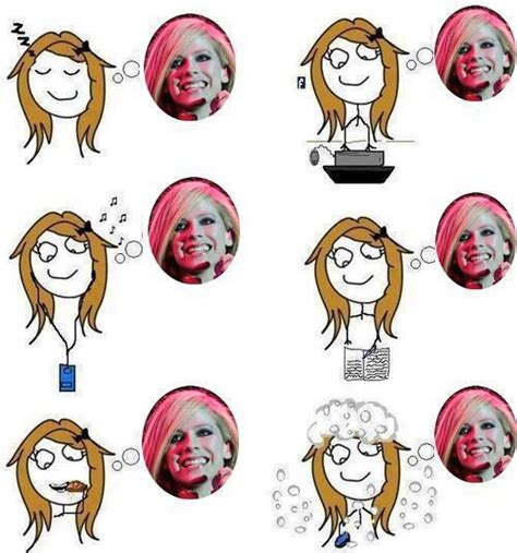 Avril Lavigne Meme - pin avril lavigne memes tumblr imagenes lol on pinterest