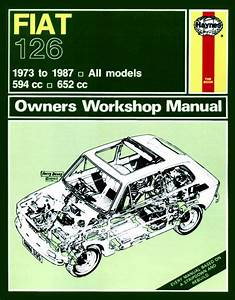 Haynes Manual Fiat 126  1973