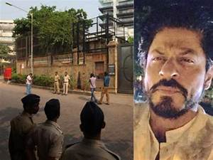 Shahrukh Khan's Mannat Under Tight Security, Owing To ...