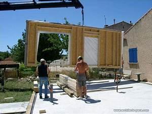 Plan De Maison D Architecte : exemple de plan de maison bois construction des exemples de constructions d 39 un plan de maison ~ Melissatoandfro.com Idées de Décoration