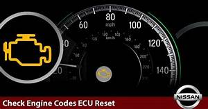 How To Reset Check Engine Ecu Warning Light On Nissan Frontier