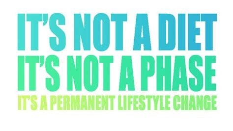 It's Not A Diet… It's A Lifestyle!  Mona Kitz Usa