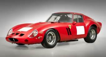 Ferrari 250 Gto Berlinetta Set To Fetch £35 Million At