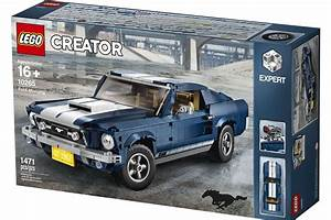 Prix D Une Mustang : lego et ford pr sentent la mustang 1967 de la gamme creator expert ~ Medecine-chirurgie-esthetiques.com Avis de Voitures