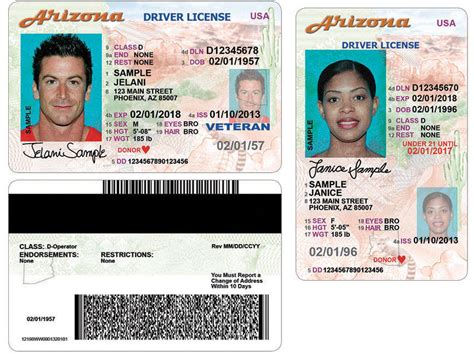 real id licenses coming  arizona local news tucsoncom