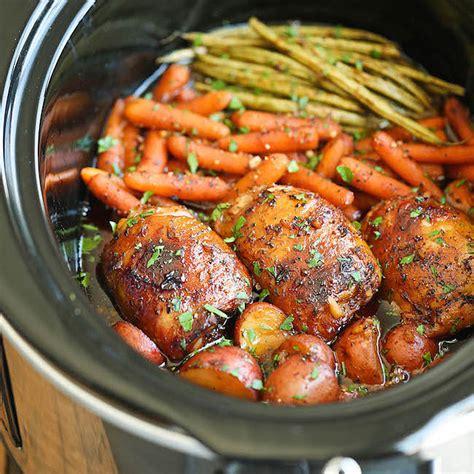 slow cooker chicken recipes popsugar food