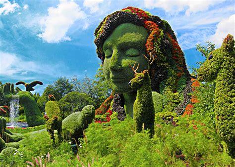 check   living sculptures  montreals botanical