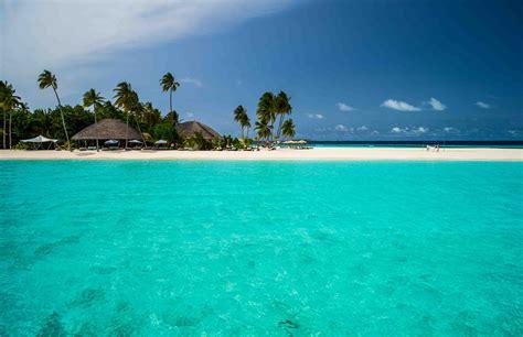 Constance Halaveli Maldives Beach Wallpaper
