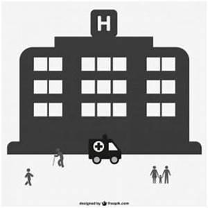 Hospital clipart image #16224