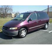 1998 Dodge Caravan  Information And Photos MOMENTcar